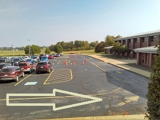 Elementary Parking Lot