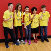 Destination Imagination Team 2018