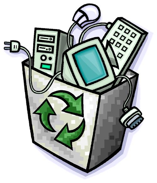 Electronics Recycle Drive