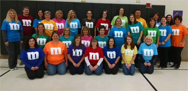 Crestview Elementary Staff is SWEET!