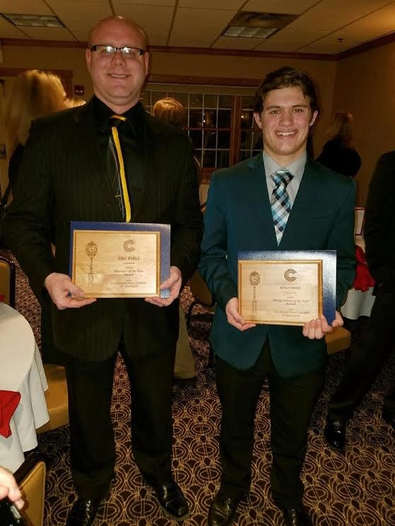 Columbiana Chamber Teacher and Student of the Year