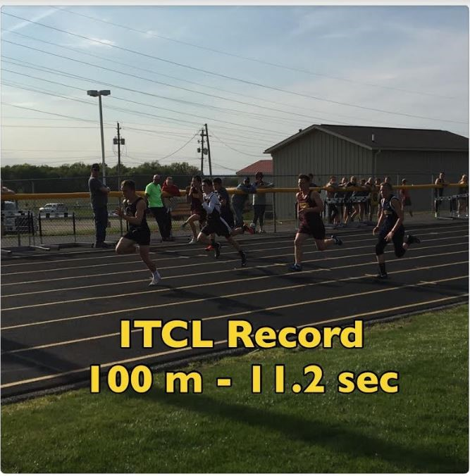 Ethan Powell ITCL Record Holder