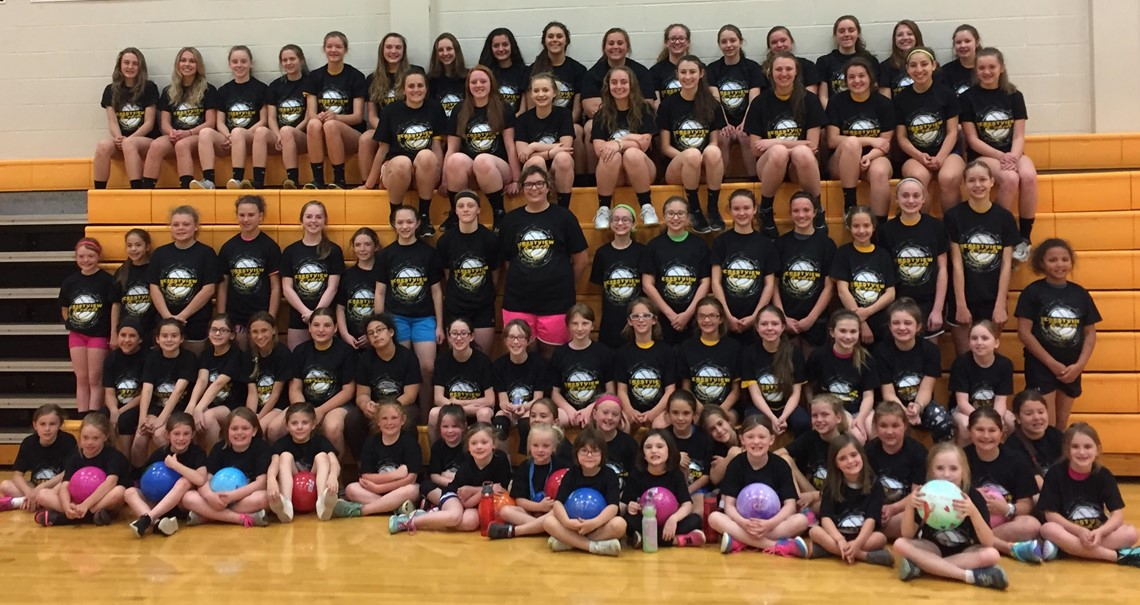 Volleyball Camp 17
