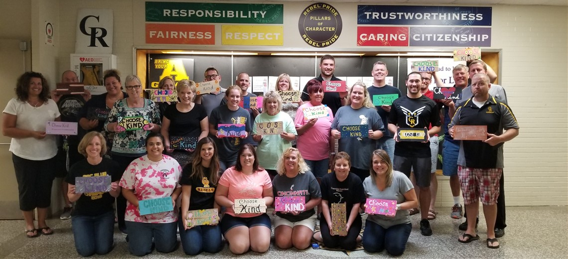 Crestview Chooses Kind!