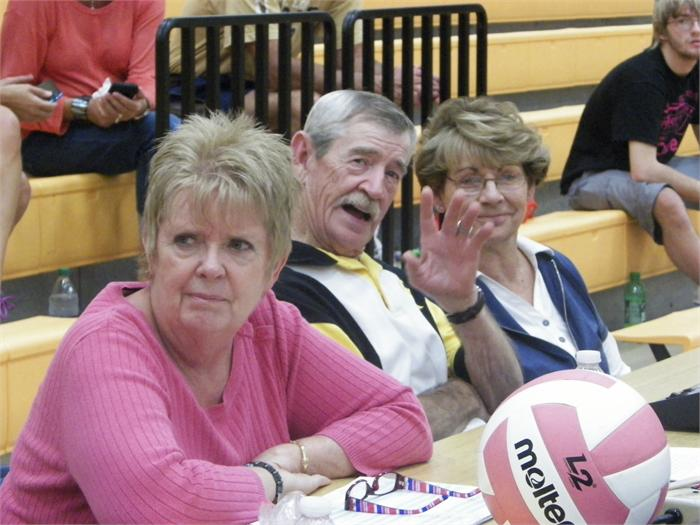 Volley for a Cure 2012