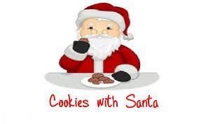 Pto Sponsored Cookies With Santa Crestview Elementary School