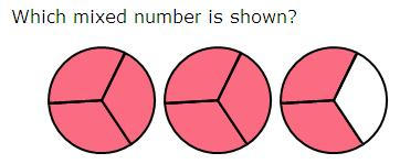 Multiplying Mixed Fractions